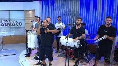 Banda Sambary se apresenta neste domingo em Porto Alegre - Assista ao vídeo.