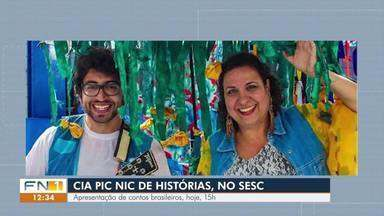 Confira as atrações da agenda cultural para este sábado - No distrito de Campinal, em Presidente Epitácio, tem apresentação de peça teatral.