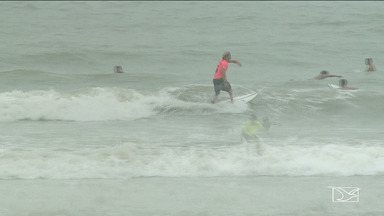 Circuito Norte e Nordeste de Surfe é realizado em São Luís - Reportagem foi um dos destaques veiculados no ano de 2018 e mostrou a turma que investe na força das pranchas.