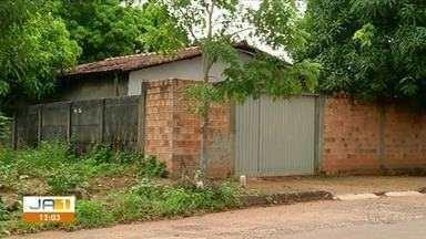Idosa é estrangulada e queimada dentro da própria casa em Gurupi - Idosa é estrangulada e queimada dentro da própria casa em Gurupi