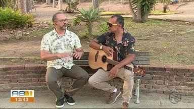 Rossy Herrera é a atração do Coisas da Terra deste sábado (9) - Confira um pouco mais da história do cantor e compositor.