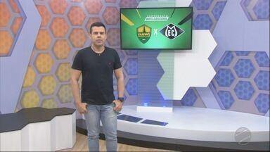 Cuiabá e Mixto jogam na Arena Pantanal, clássico com direito a sorteio de prêmios - Cuiabá e Mixto se enfrentam hoje na Arena Pantanal, clássico com direito a sorteio de prêmios.
