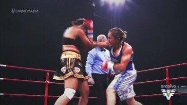 Rose Volante se prepara para o maior combate de sua carreira - A pugilista santista vai encarar Katie Taylor, um dos maiores nomes do boxe feminino, em março, nos Estados Unidos.