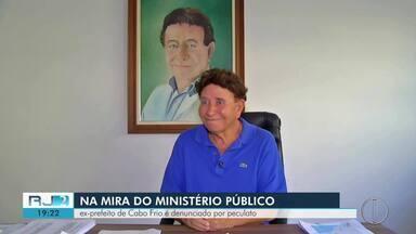 Ex-prefeito de Cabo Frio é denunciado por peculato - Assista a seguir.