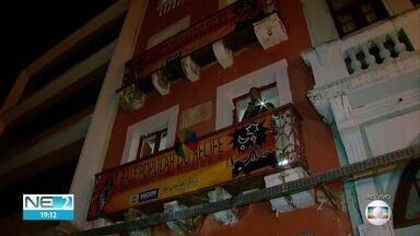 Balé Popular do Recife inaugura nova sede com 'grito' de carnaval - Grupo ficou seis meses sem sede própria.