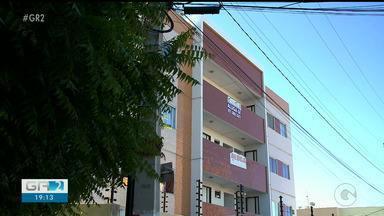 Setor imobiliário dá sinais de reação em Petrolina - A procura por aluguéis tem a ver com busca de moradias por estudantes de universidades na cidade