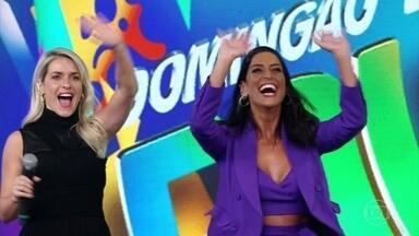 Maria Joana e Monique Alfradique enfrentam Serginho Groisman e Caio Ribeiro no Ding Dong - Conheça o elenco do Ding Dong