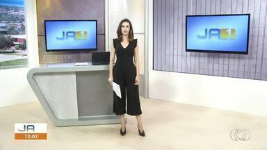Confira os destaques do JA1 desta segunda-feira (11) - Confira os destaques do JA1 desta segunda-feira (11)