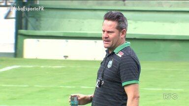 Coritiba só fala em Copa do Brasil - Competição nacional ganha maior importância para o Coxa, que estreia nesta quinta-feira (14) diante da URT