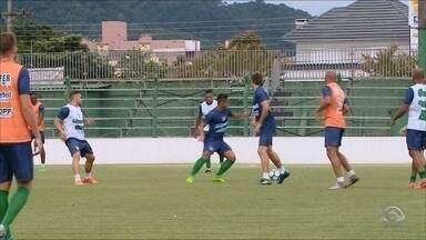 Dia de estreia em competição nacional pro Avenida - Pela Copa do Brasil,o Periquito recebe o Guarani de Campinas.