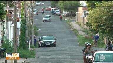Motoristas reclamam da falta de sinalização nas vias de Teresina - Motoristas reclamam da falta de sinalização nas vias de Teresina