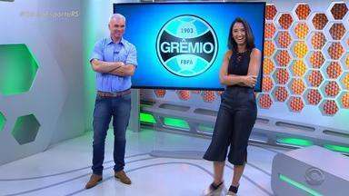 Globo Esporte RS - Bloco 1 - 13/02/2019 - Assista ao vídeo.