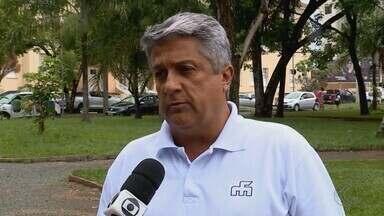 Uberaba Sport explica dia de reuniões e cobrança por atraso de salário - Luiz Medina diz que ainda falta uma parte do pagamento aos jogadores