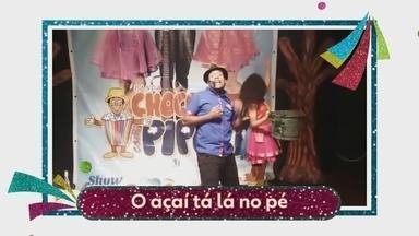 Rede Folia: Papinha neném, de Diego Rocha - Rede Folia: Papinha neném, de Diego Rocha
