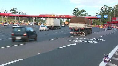 Nova administradora passa a cobrar pedágio na freeway a partir da próxima sexta-feira (15) - Tarifa será de R$4,40.