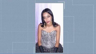Polícia faz buscas na casa de menina que sumiu há 7 meses em Aparecida de Goiânia - Mãe relata desespero em não saber onde filha está. Jessica Lorrane Borges, de 16 anos, foi vista pela última vez em casa.