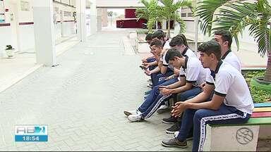 Estudantes criam aplicativo para o carnaval de Bezerros - App foi produzido por alunos da escola técnica.