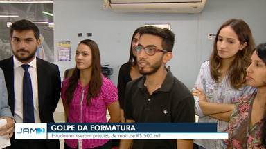 Estudantes denunciam mulher que teria se passado por cerimonialista, em Manaus - Estudantes tiveram prejuízo de mais de R$ 500 mil.
