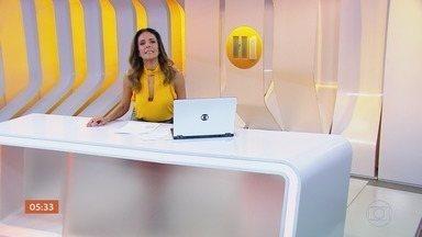 Hora 1 - Edição de quinta-feira, 14/02/2019 - Os assuntos mais importantes do Brasil e do mundo, com apresentação de Monalisa Perrone