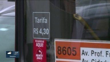 Justiça suspende aumento de tarifa na Capital - Decisão determina que a passagem de ônibus volte a custar R$4,00