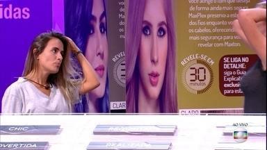 Prova do Líder Senha: Carolina e Isabella são eliminadas - Sisters são eliminadas