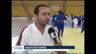 Treinamento de verão prepara judocas em Montes Claros - Pela primeira vez a cidade recebe treinamento de Judô, reunindo judocas do Norte de Minas.