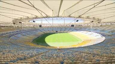 Após polêmica, Vasco e Fluminense decidem a Taça Guanabara de portões fechados - Após polêmica, Vasco e Fluminense decidem a Taça Guanabara de portões fechados