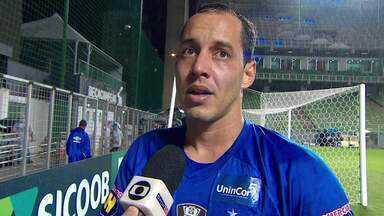 Rodriguinho analisa empate, reencontro com o América-MG e entrosamento do Cruzeiro - Rodriguinho analisa empate, reencontro com o América-MG e entrosamento do Cruzeiro