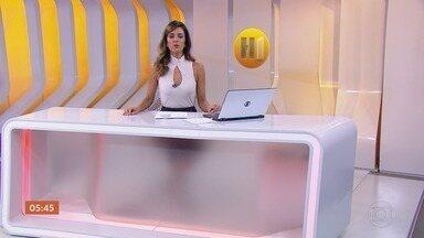 Hora 1 - Edição de quarta-feira, 20/02/2019 - Os assuntos mais importantes do Brasil e do mundo, com apresentação de Monalisa Perrone