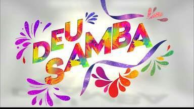 """JPB2JP: Conheça os 2 carnavalescos da escola Unidos do Roger - Quadro """"Deu Samba""""."""