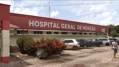 Falta de estrutura de hospital em Monção gera reclamação de moradores - Moradores de mais de 20 municípios do interior do Maranhão estão sendo prejudicados. Eles também reclamam da demora no atendimento.