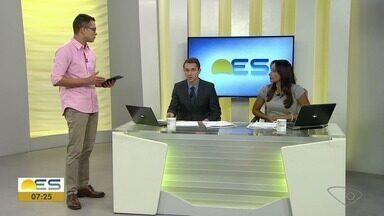 Philipe Lemos mostra os destaques nacionais de jornais no ES - Veja os destaques.