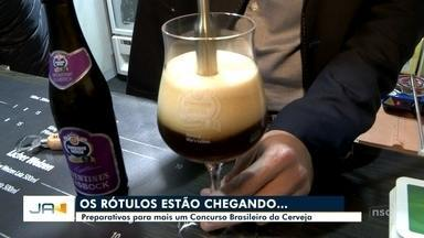 Blumeneu acelera preparativos para Concurso Brasileiro da Cerveja - Blumeneu acelera preparativos para Concurso Brasileiro da Cerveja