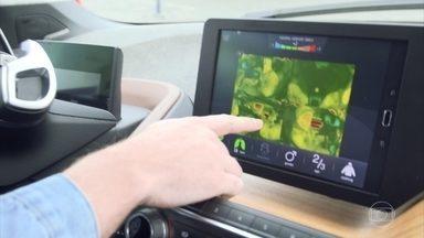 Novas tecnologias prometem refrescar melhor os carros - Nova maneira de climatizar o carro e outras tendências.