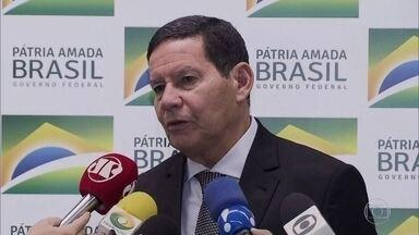 Crise na Venezuela será discutida pelos 13 países que fazem parte do Grupo de Lima - Vice-presidente e ministro das Relações Exteriores embarcaram para a Colômbia. Itamaraty divulgou nota condenando violência na fronteira pelos militares que apoiam Maduro.