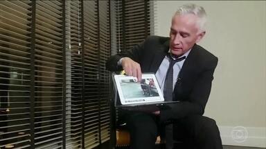 Jornalistas são detidos e deportados da Venezuela por conta de um vídeo - Um deles foi Jorge Ramos, da Univisión, uma emissora americana, de língua espanhola, que mostrou pessoas comendo lixo.