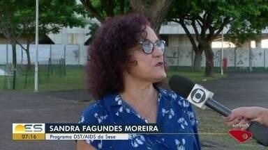 Cresceu número de pessoas com vírus HIV no ES - Alerta fica maior no período de carnaval.