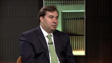 Rodrigo Maia e uma análise fria da reforma da Previdência
