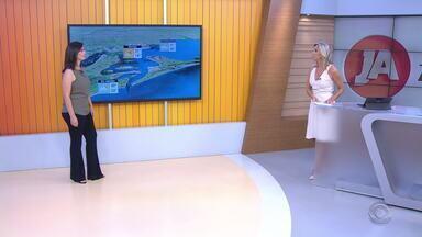 Tempo: calor predomina litoral gaúcho neste final de semana - Assista ao vídeo.