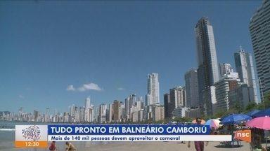 Confira a programação do carnaval de Balneário Camboriú - Confira a programação do carnaval de Balneário Camboriú