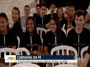 Encontros religiosos reúnem fiéis em Goiânia durante o feriado - Há eventos de todas as religiões.