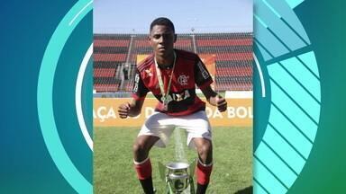 Vítima de incêndio do Flamengo, Jhonata, é transferido de hospital - Vítima de incêndio do Flamengo, Jhonata, é transferido de hospital