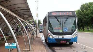Passagem de ônibus vai ficar R$ 0,10 mais cara em Palmas - Passagem de ônibus vai ficar R$ 0,10 mais cara em Palmas