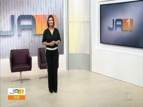 Confira os destaques do JA 1ª Edição desta terça-feira (5) - Homem é suspeito de agredir e estuprar a namorada após discussão em Goiânia.