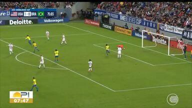Seleção Brasileira Feminina de Futebol perde torneio preparatório para Copa do Mundo - Seleção Brasileira Feminina de Futebol perde torneio preparatório para Copa do Mundo