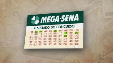 Apostador acerta as seis dezenas em Gravataí e fatura R$ 78,9 milhões na Mega-Sena - Não é a primeira vez que a lotérica concede um prêmio milionário da Mega-Sena. Em 2008, uma aposta feita no estabelecimento levou a quantia de R$ 20,4 milhões.