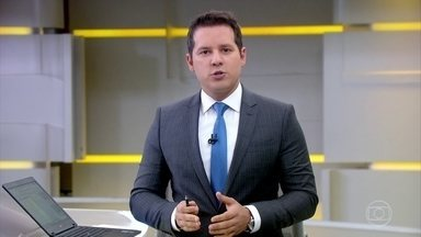Pássaro atinge tubina de avião, em Brasília - O acidente aconteceu durante a decolagem.
