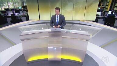 Jornal Hoje - Edição de quinta-feira, 07/03/2019 - Os destaques do dia no Brasil e no mundo, com apresentação de Sandra Annenberg e Dony De Nuccio