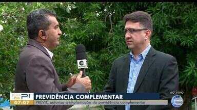 PREVIC autoriza a implantação da previdência complementar - undefined