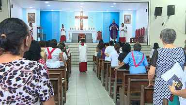 Padre fala sobre celebração da Quaresma - Padre fala sobre celebração da Quaresma.